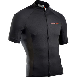 NORTHWAVE - FORCE FULL ZIP JERSEY SHORT SLEEVES