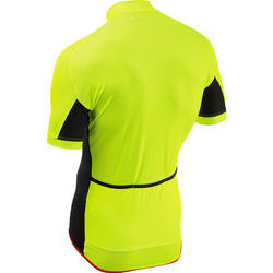 FORCE FULL ZIP JERSEY SHORT SLEEVES