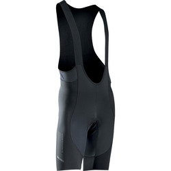 NORTHWAVE - FAST  BIBSHORTS TOT.PROT.WITH PAD K130
