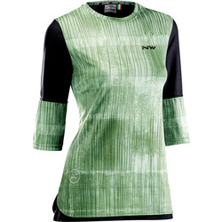 NORTHWAVE - EDGE WMN JERSEY 3/4 SLEEVES