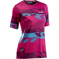 NORTHWAVE - XTRAIL WMN JERSEY SHORT SLEEVES