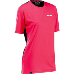 NORTHWAVE-XTRAIL WOMAN JERSEY SHORT SLEEVE