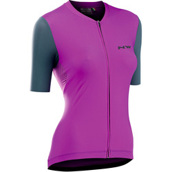 NORTHWAVE-EXTREME WOMAN JERSEY SHORT SLEEVE