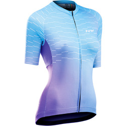 NORTHWAVE - BLADE WOMAN JERSEY SHORT SLEEVE