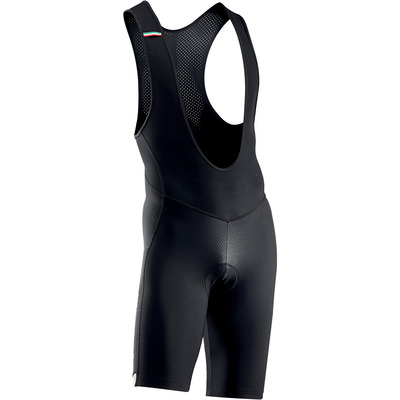 ACTIVE BIBSHORTS MID SEASON PAD 110