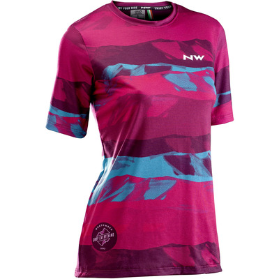 XTRAIL WMN JERSEY SHORT SLEEVES