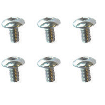 CLEATS SHORT SCREWS (M5 x 9,5)